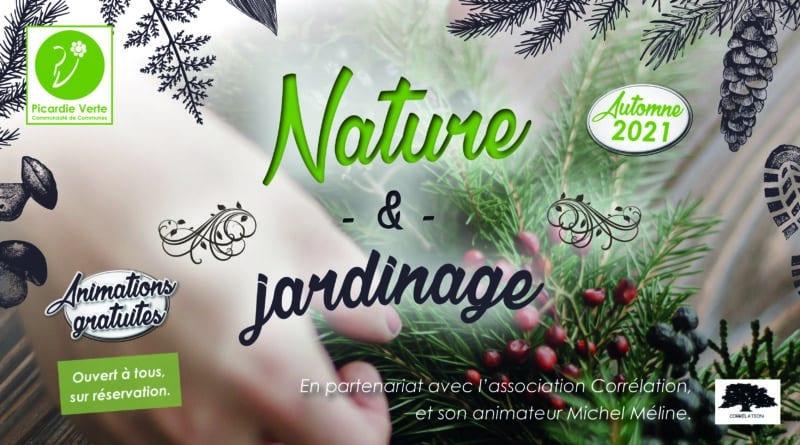 Lire la suite de l'actualité Nature et Jardinage